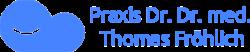 Praxis Dr. Dr. med. Fröhlich Logo